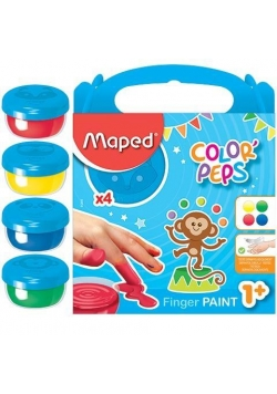 Farby Colorpeps do malowania palcami