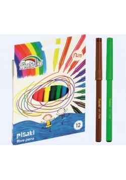 Pisaki Fun 12 kolorów FIORELLO