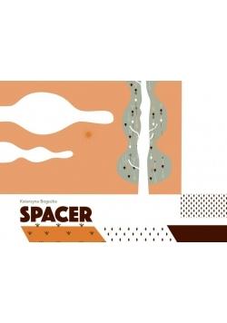Spacer (okładka autorska)
