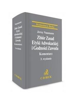 Zbiór Zasad Etyki Adwokackiej. Komentarz w.3