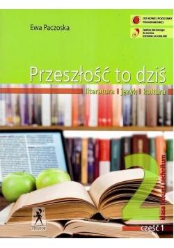 J.Polski LO Przeszłość To Dziś 2/1 w.2016 STENTOR