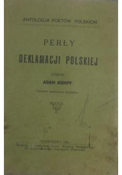Perły Deklamacji Polskiej