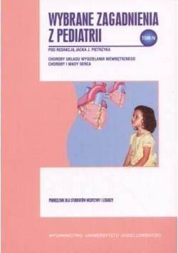 Wybrane zagadnienia z pediatrii T.4