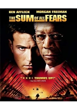 The Sum of All Fears,DVD