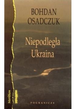 Niepodległa Ukraina: Wybór szkiców, artykułów i rozmów (1991-2006)