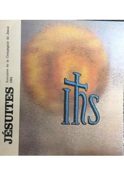Jesuites. Annuaire de la Compagnie de Jesus 1984