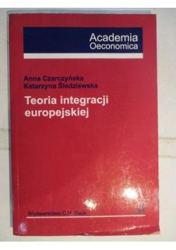 Teoria integracji europejskiej