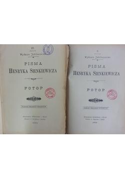 Pisma,  Potop t. II- III, 1903 r.