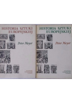 Historia sztuki europejskiej, Tom I-II