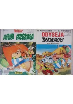 Odyseja Asteriksa/ Wielka Przeprawa