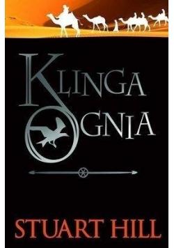 Kroniki IceMarku. Klinga ognia T.2.