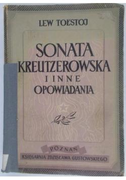 Sonata Kreutzerowska i inne opowiadania, 1949 r.