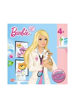 Barbie: I can be. Zabawa z naklejkami