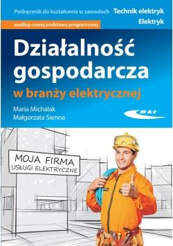 Działalność gospodarcza w branży elektrycznej