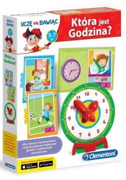 Uczę się bawiąc. Która jest godzina? 3