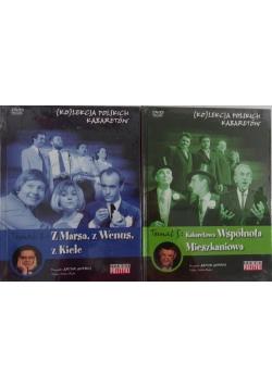 Kabaretowa wspólnota mieszkaniowa/ Z Marsa, z Wenus z  Kielc, DVD