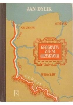 Geografia ziem odzyskanych, 1946 r.