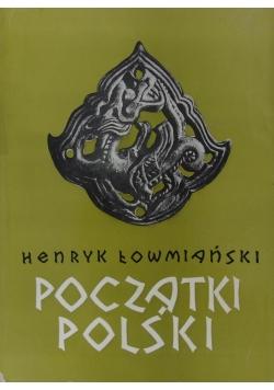 Początki Polski