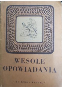 Wesołe opowiadania, 1950 r.