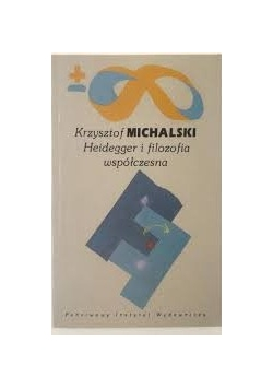 Heidegger i filozofia współczesna