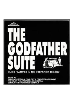 The Godfather suite, CD