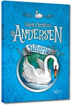 Baśnie - Hans Christian Andersen kolor BR GREG