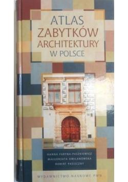 Atlas zabytków architektury w Polsce