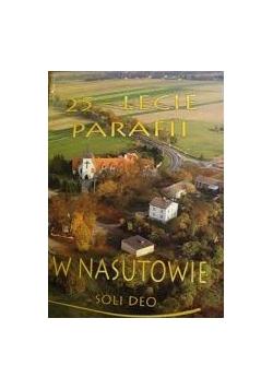 25-lecie parafii w Nasutowie