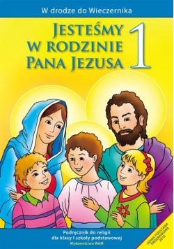 Katechizm SP 1 Jesteśmy w rodzinie podr WAM