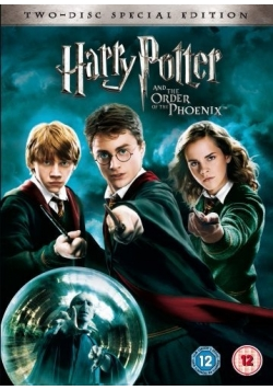 Harry Potter and the Order of the Phoenix, płyta DVD