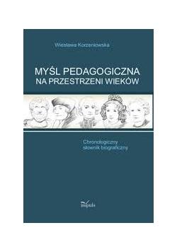 Myśl pedagogiczna na przestrzeni wieków