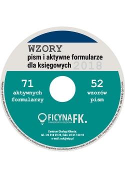 Wzory pism i aktywne formularze dla księgowych CD