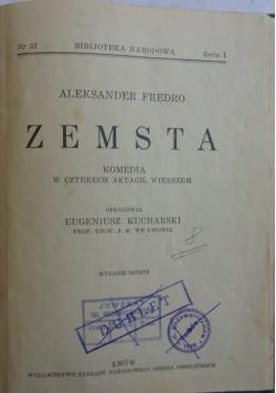Zemsta 1928r