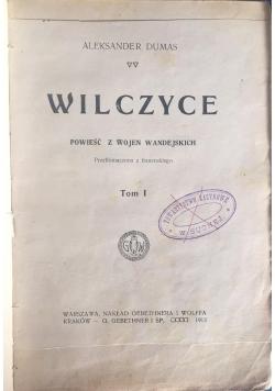 Wilczyce Tom I, 1913 r.