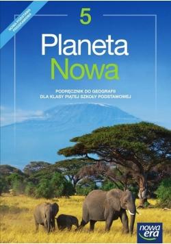 Geografia SP 5 Planeta Nowa Podr. NE