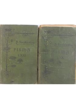 Pisma, tom 70, 71, 1904 r.