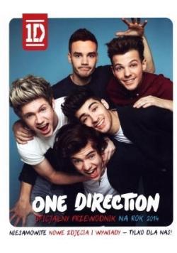 One Direction. Oficjalny przewodnik na rok 2014