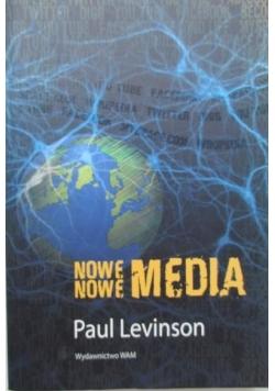 Nowe nowe media, Nowa