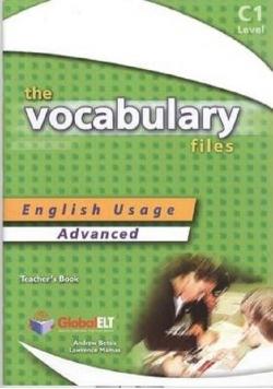 The Vocabulary Files Advanced