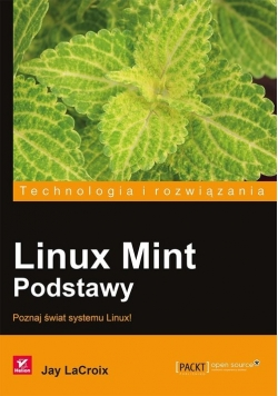 Linux Mint Podstawy, nowa