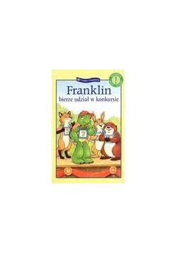 Franklin bierze udział w konkurs. Czytamy...