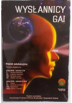 Wysłannicy Gai + płyta CD