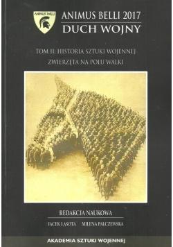 Animus belli Duch wojny Historia sztuki wojennej