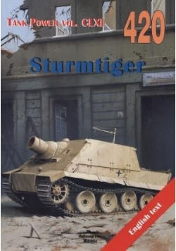 Sturmtiger. Tank Power vol. CLXI 420