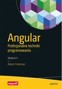 Angular Profesjonalne techniki programowania
