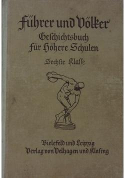 Von der Borgefchichte..., 1940 r.