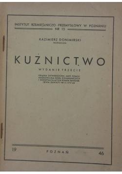 Kuźnictwo ,1946r.