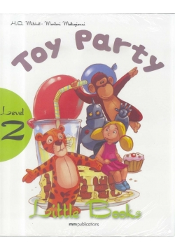 Toy party + CD-ROM MM PUBLICATIONS