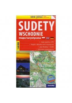 See you! in... Sudety Wschodnie mapa