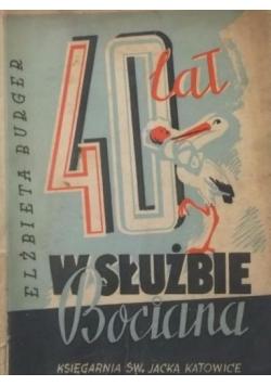 40 lat w służbie bociana. 1947 r.